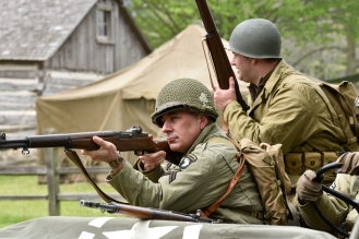WWII Reenactors