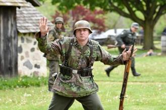 German Soldier Surrender