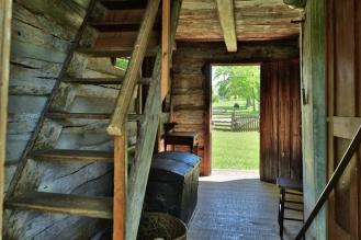 Baeseman Log House - 1841 approx.