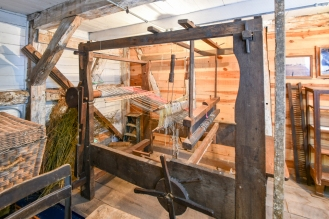 Loom in the Barn