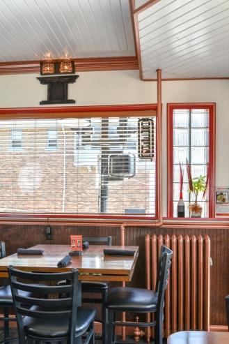 Original Ceiling, Walls, and Radiators Saved