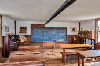 One Room Schoolhouse - 1851